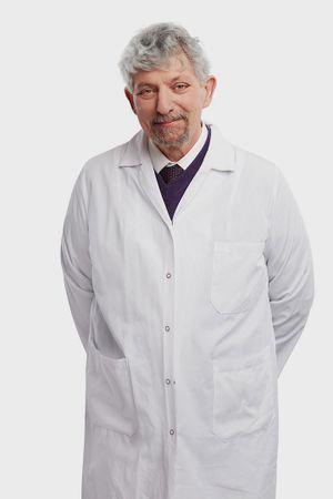 Raymond Lepage, Ph. D., Docteur en biochimie